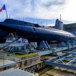 Lorient - Flore Submarine Museum