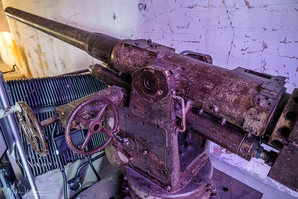 Submarine cannon