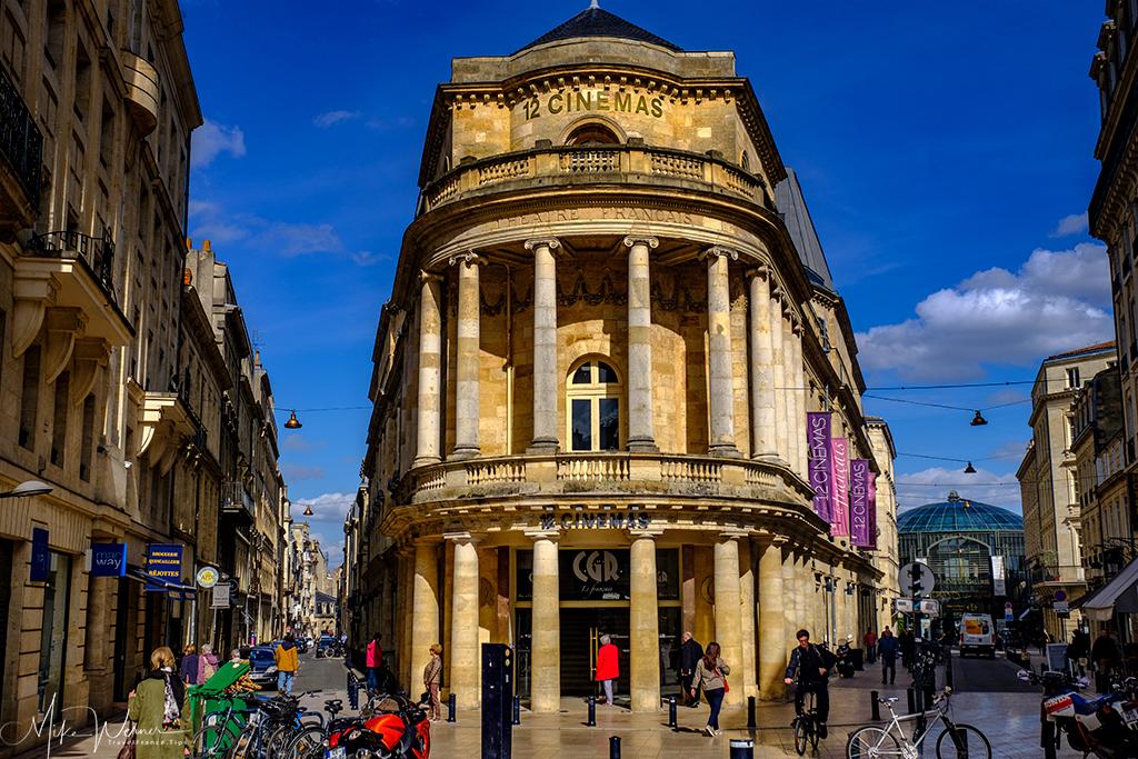 Cinema complex in Bordeaux