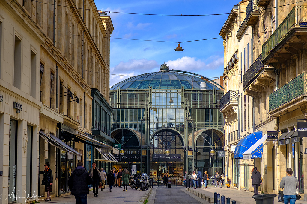 'Centre Commercial Les Grands Hommes' Shopping mall in Bordeaux
