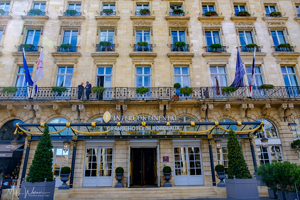 The InterContinental Hotel (Grand Hotel de Bordeaux)