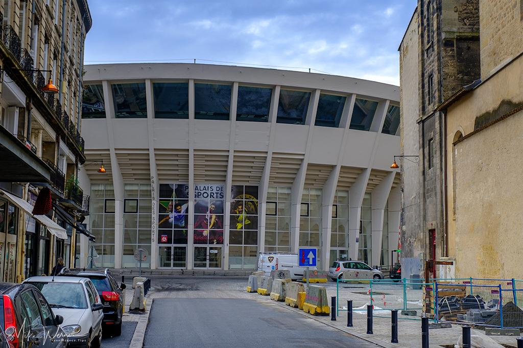 Palais des Sports de Bordeaux/Sports arena of Bordeaux