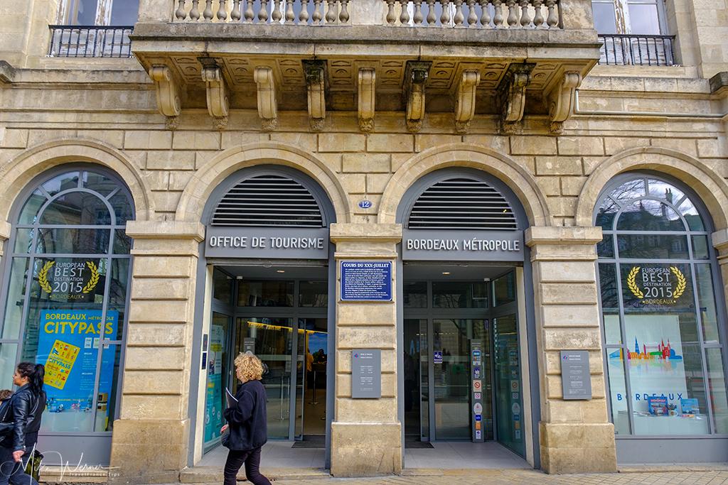 Tourist Office of Bordeaux