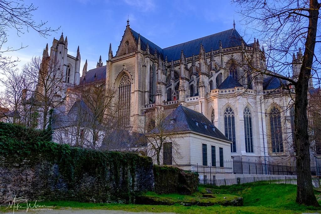 The Saint-Pierre-et-Saint-Paul de Nantes Cathedral