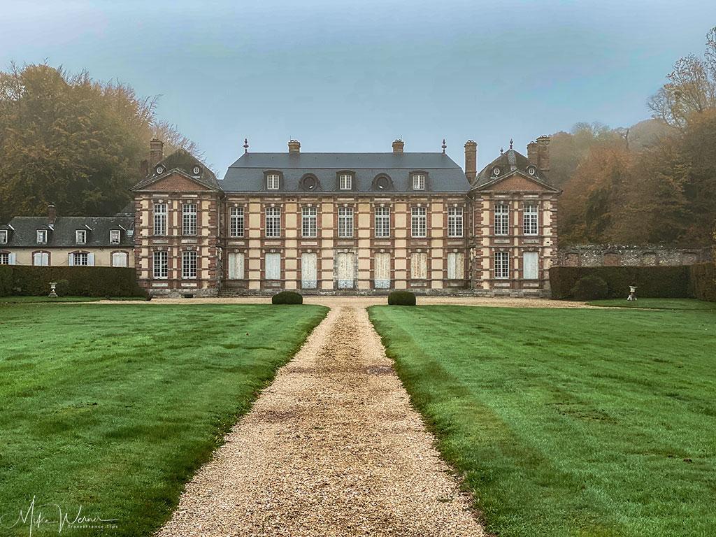Bretteville-Saint-Laurent – Chateau de Bretteville