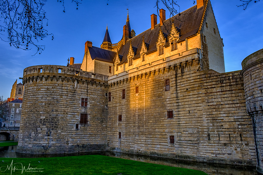 Nantes – The Castle