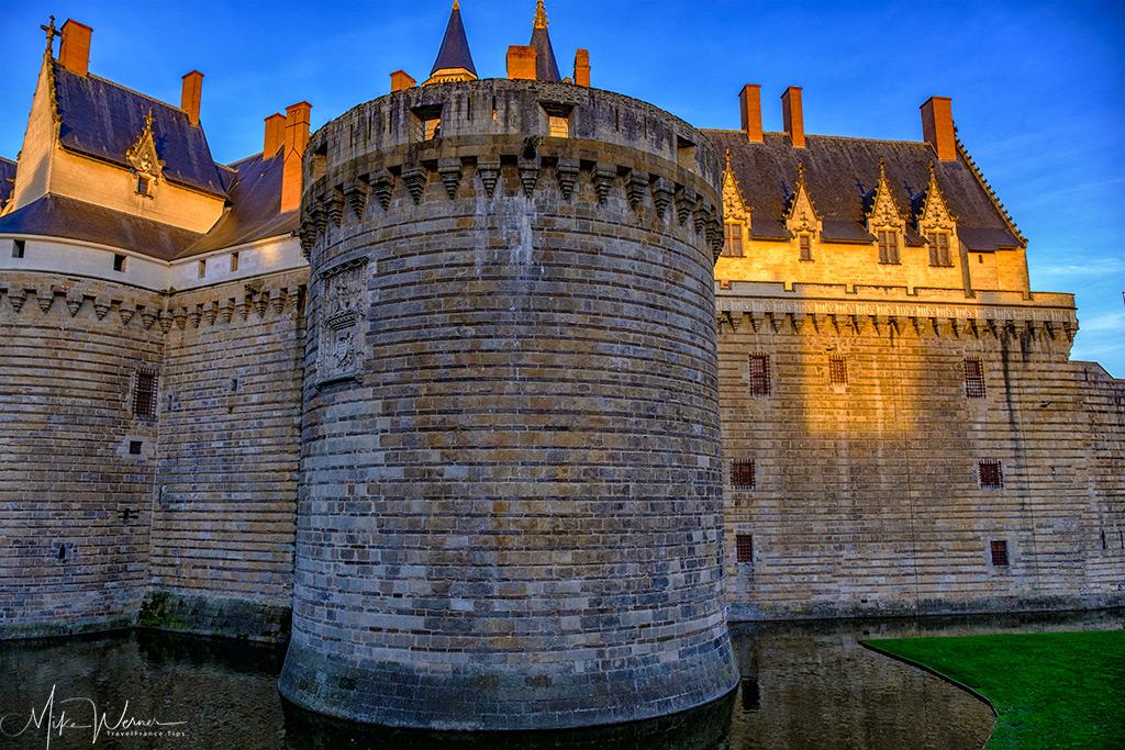 The tower called 'Tour de la Riviere