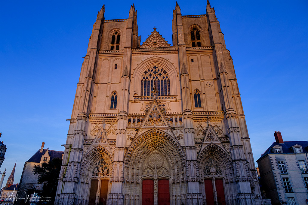 Nantes – The Cathedral