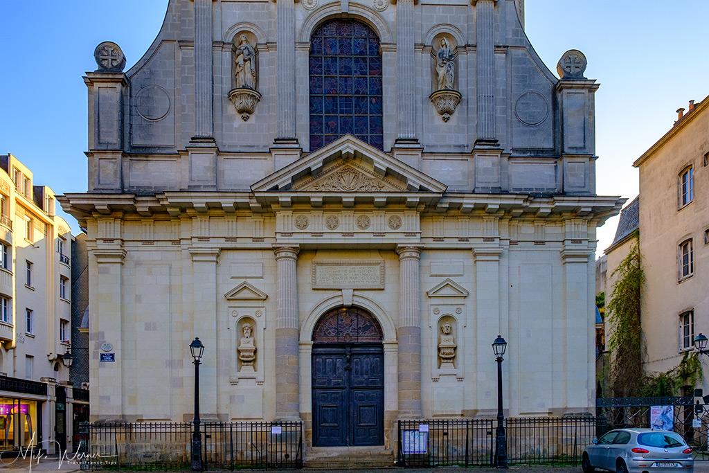 Nantes – Saint Croix Church
