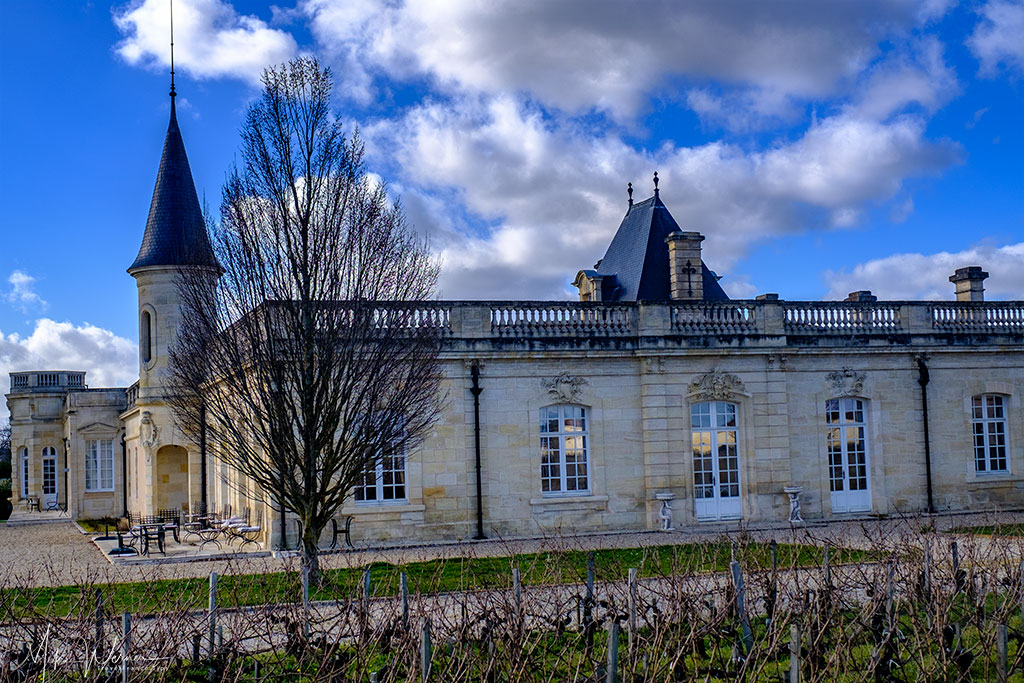 The Chateau Marojallia at Margaux-Cantenac