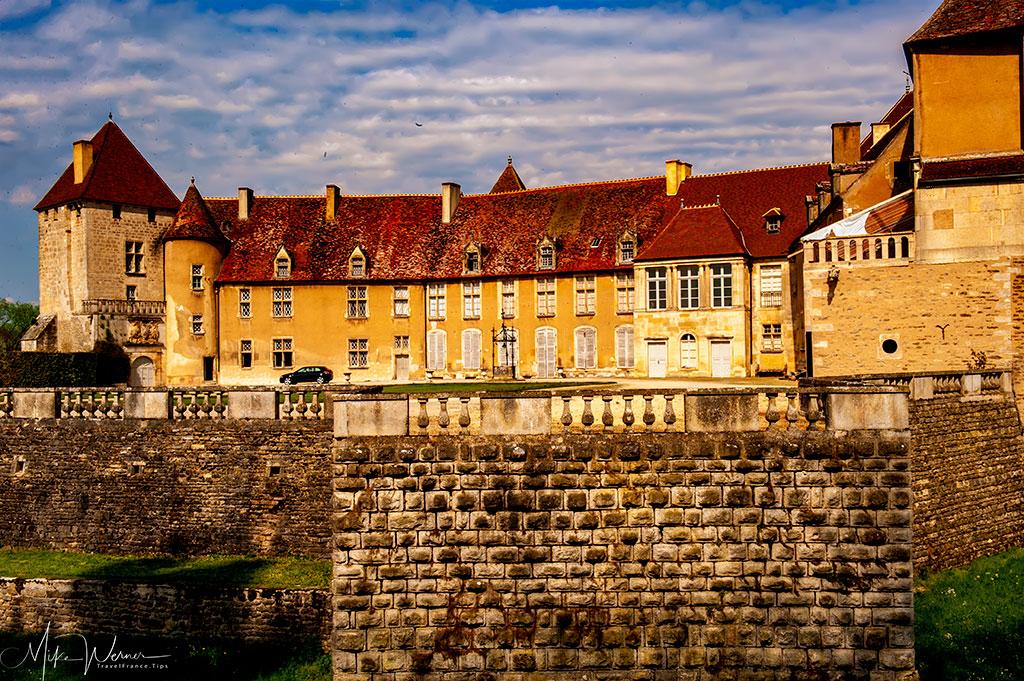 Epoisses – Chateau d'Epoisses