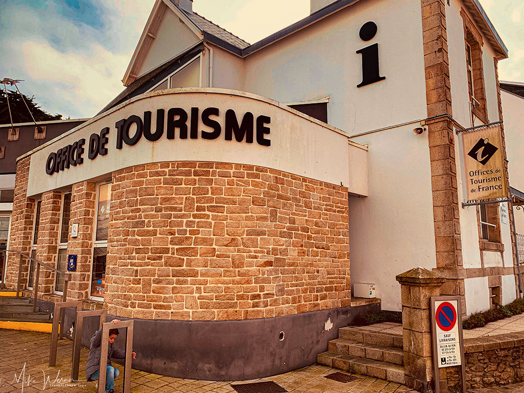 Tourist Office of Quiberon, Brittany