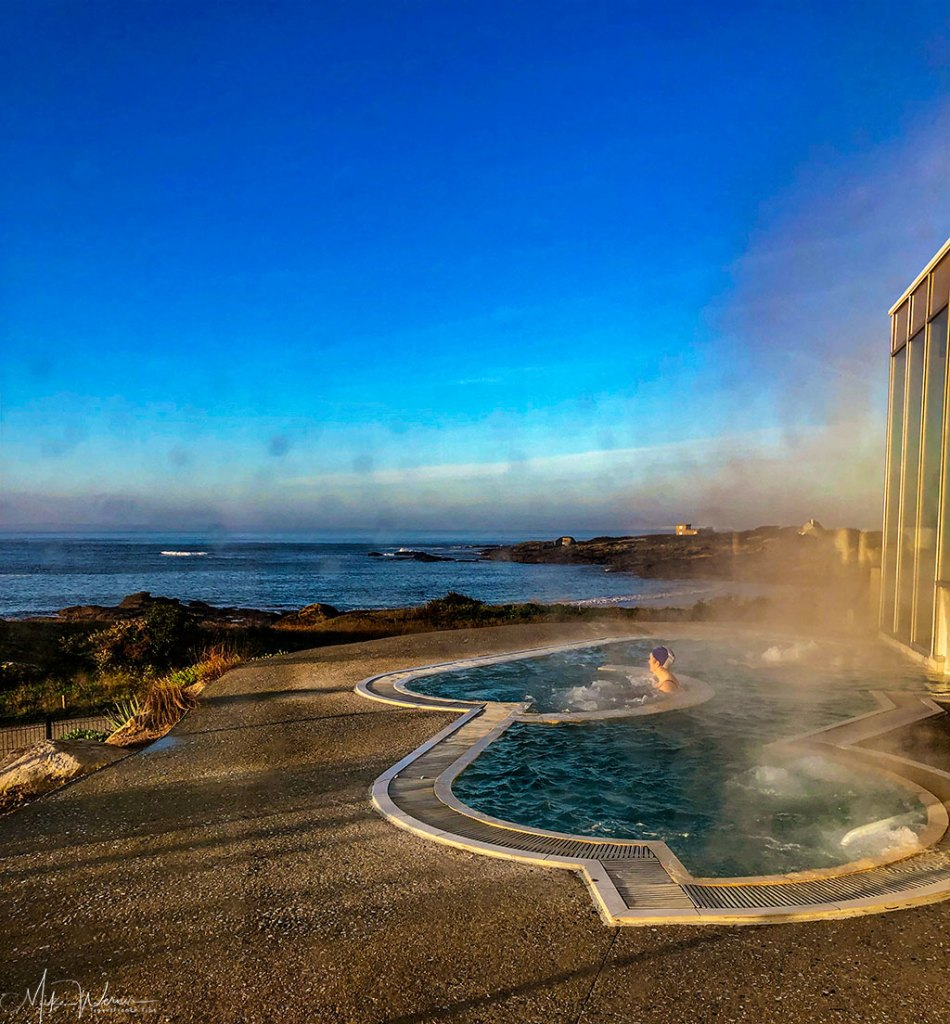Sofitel spa hotel in Quiberon, Brittany