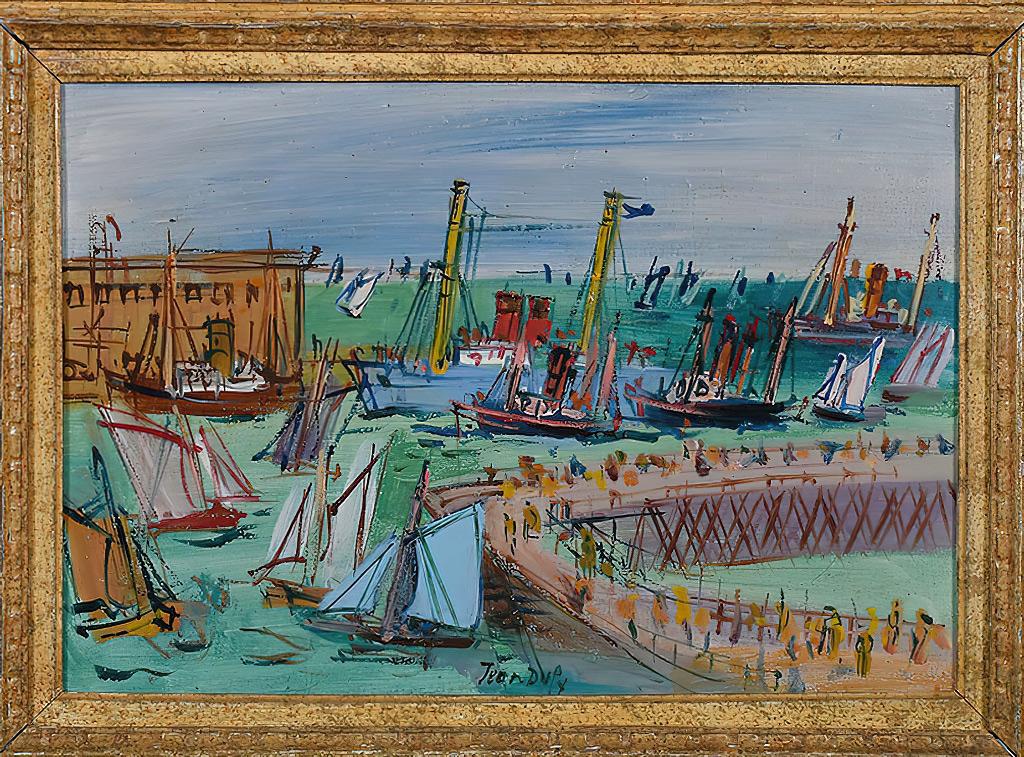 ???? Jean Dufy - Le Havre