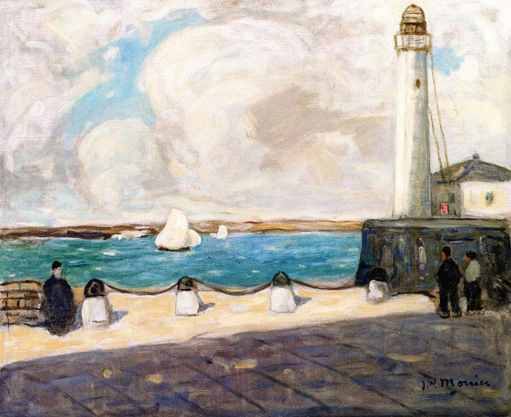 James Wilson Morrice 1909 - Le Havre
