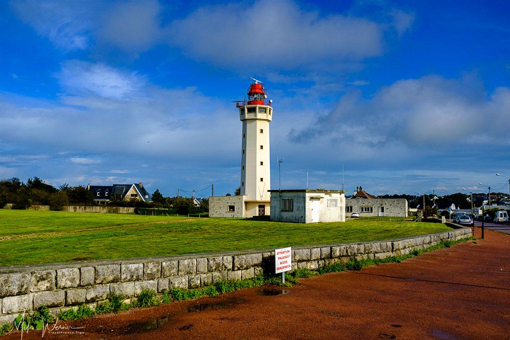 Lighthouse of Sainte-Adresse Phare de la Heve