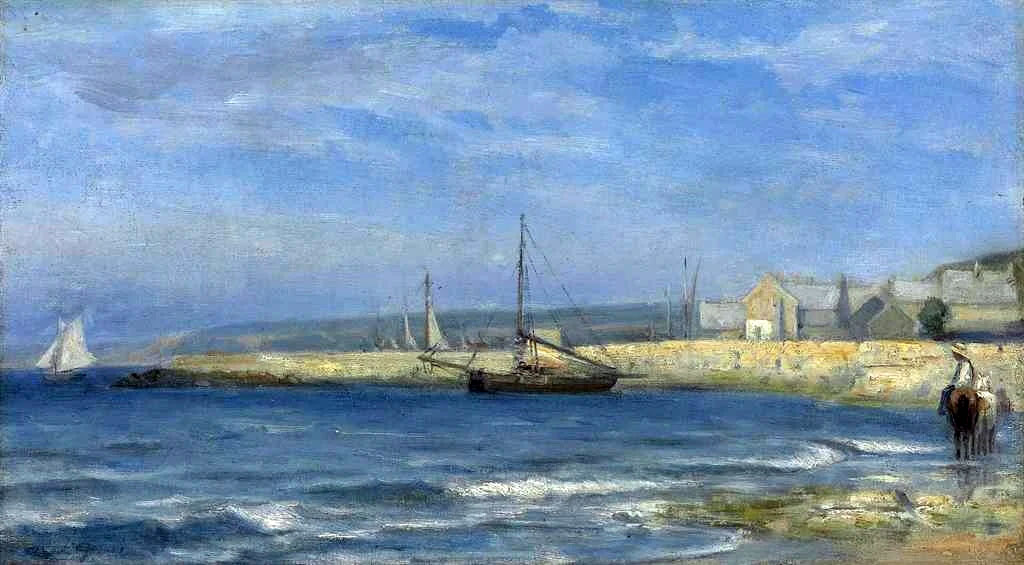 ???? - Stanislas Lepine  - The Port of Ouistreham