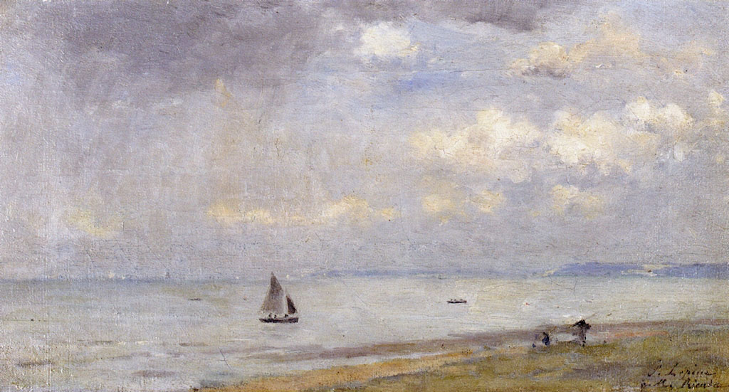 ???? Stanislas Lepine - The Sea at Ouistreham