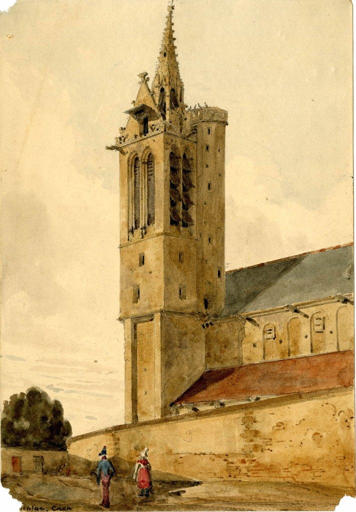 Ambrose Poynter ???? - St-Nicholas, Caen