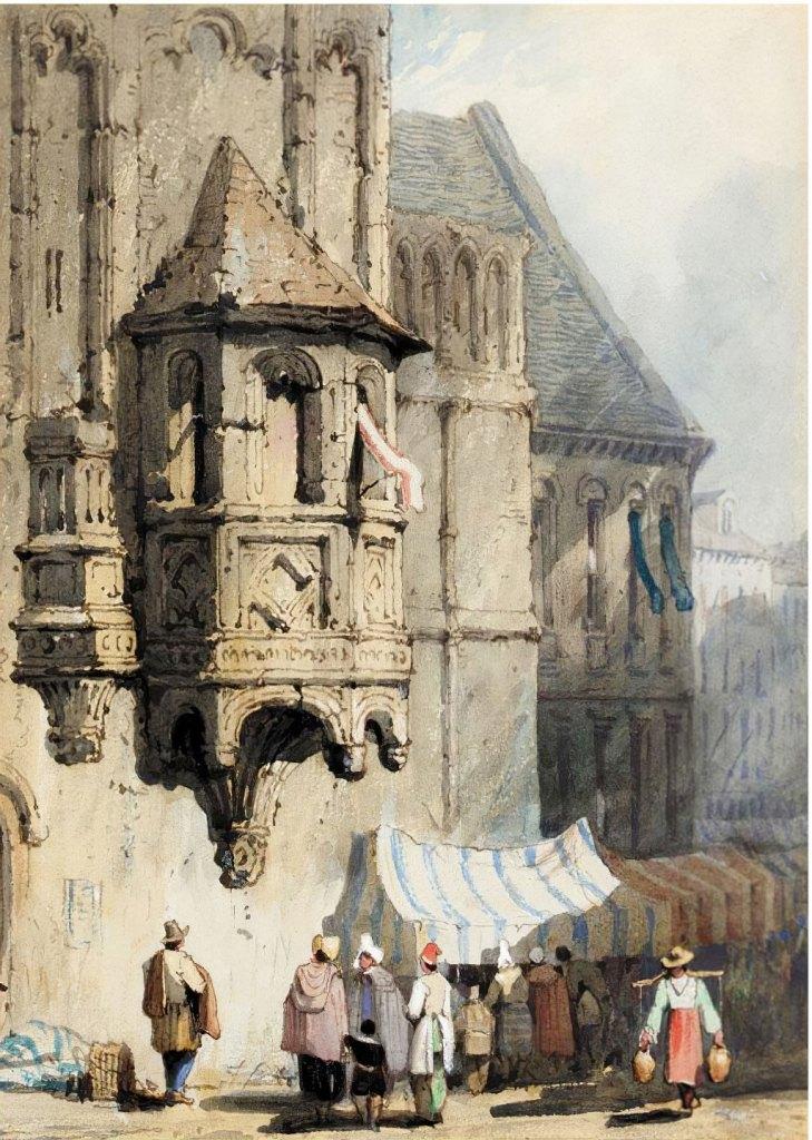 ???? Samuel Prout - Caen