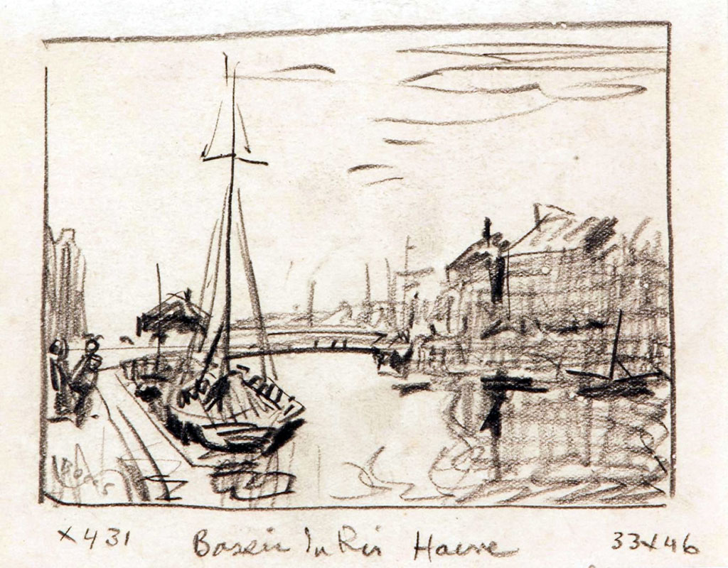 ???? Frank Boggs -The Le Havre basin