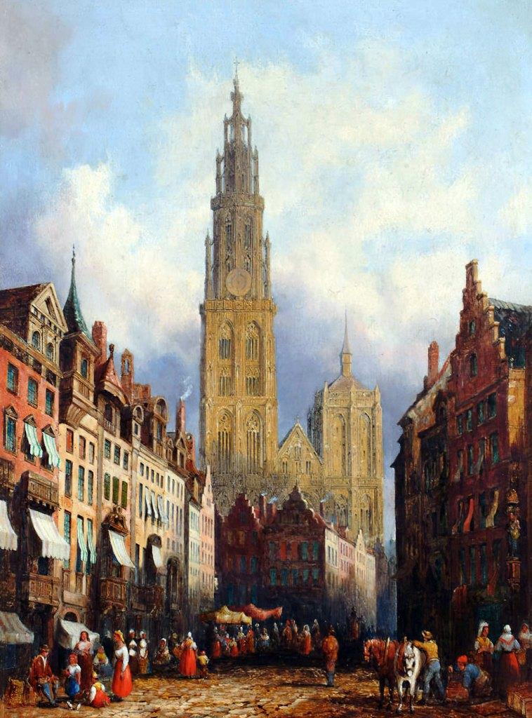 1862 - Henry Thomas Schafer - Caen