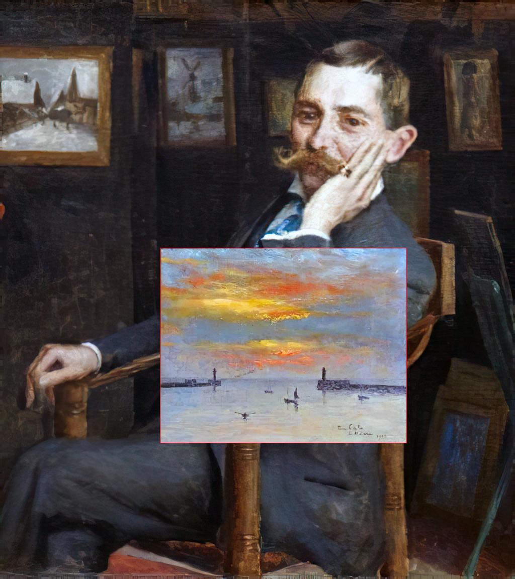 Le Havre – The Artists – Ten Cate, Siebe Johannes