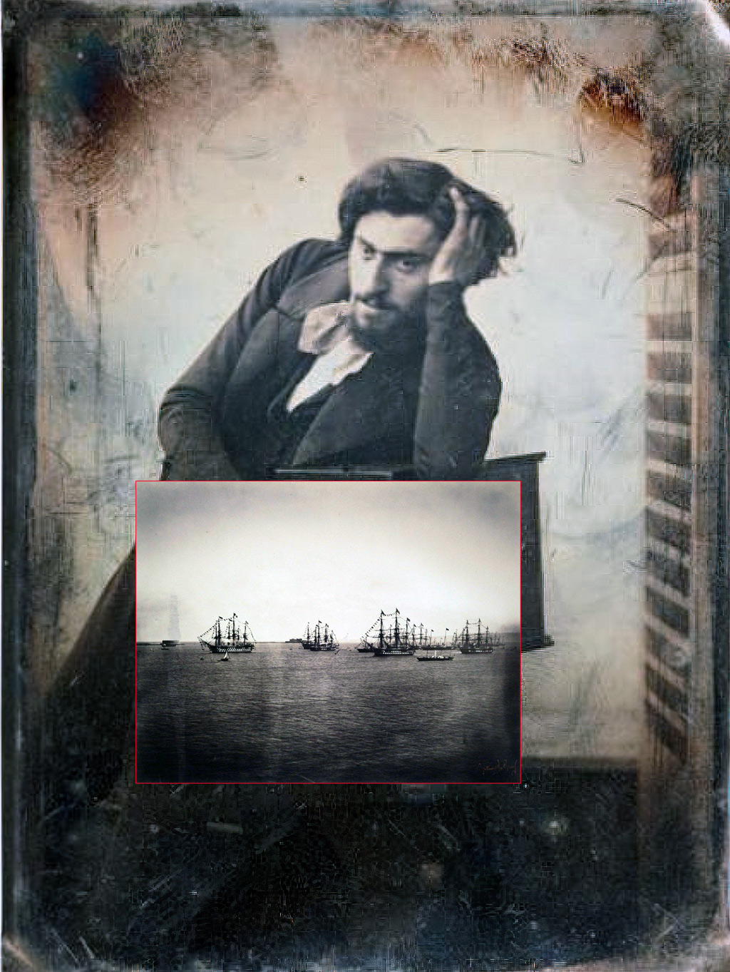 Cherbourg – The Artists – Le Gray, Gustave