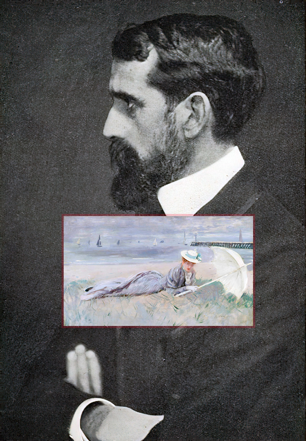 Deauville – The Artists – Helleu, Paul Cesar