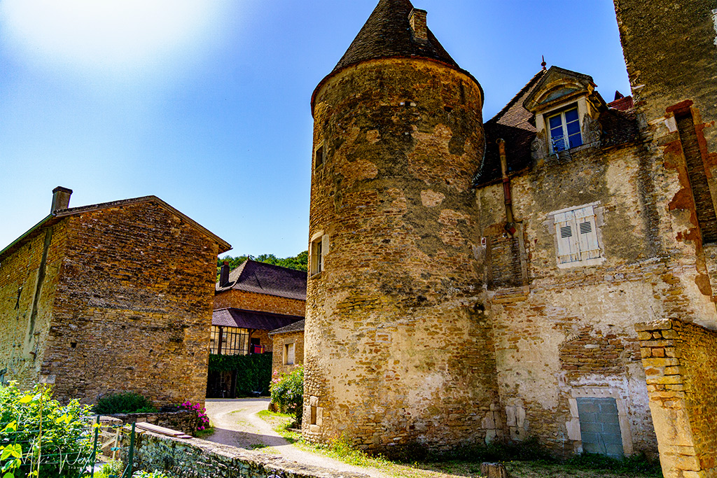 Outbuildings of the castle