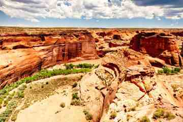 Canyon de Chelly: How Not to See a Native American Reservation