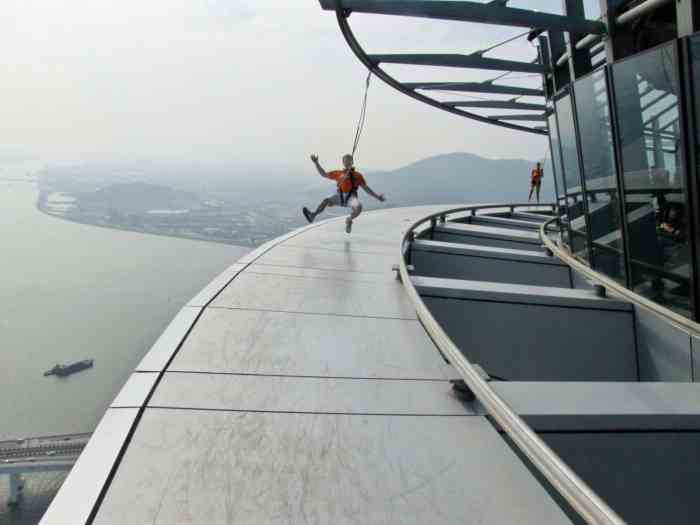 Skywalk Macau