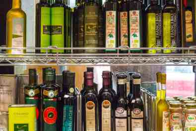 So Much Olive Oil