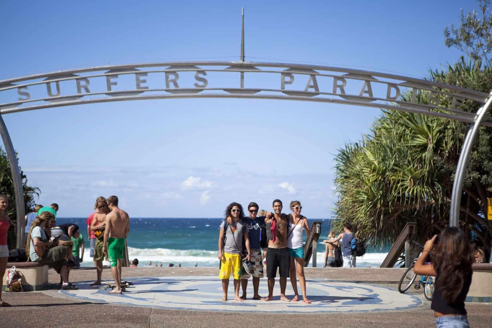 from Jeremy australia gay paradise surfers