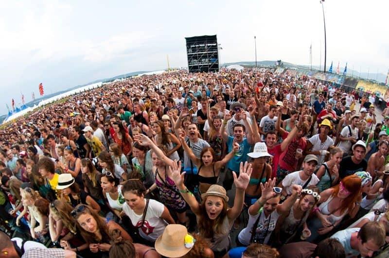 Upcoming Music Festivals in Australia