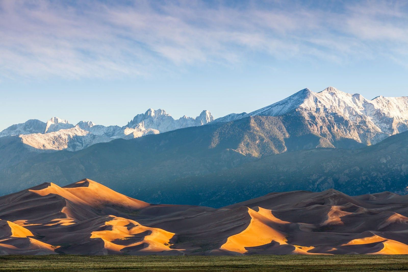 The Most Dog-Friendly National Parks - Bearfoot Theory |Great Sand Dunes National Park
