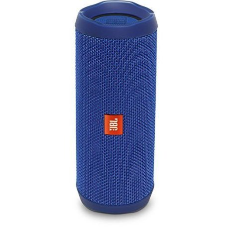 The JBL Flip 4 Waterproof Bluetooth Speakers is one of the best travel gifts hands down!
