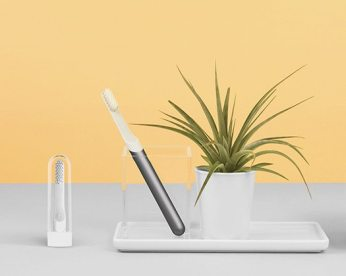 A Quip Toothbrush travel gift for her