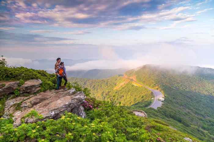 10 of the Best Hikes in Asheville, North Carolina