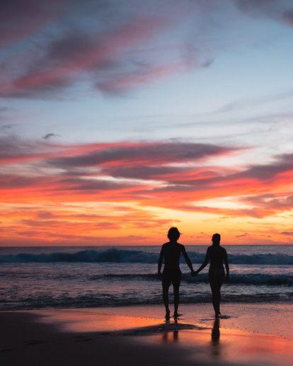 Sunset Oahu