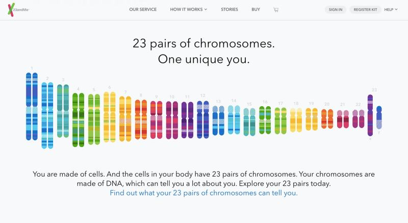 The 23andMe Ancestry Kit Is A Very Unique Travel Gift That Shell Love