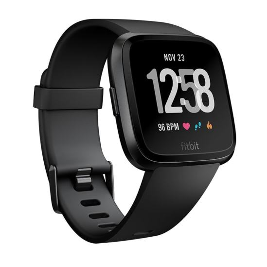The Fitbit Versa Makes A Great Travel Gift For Women