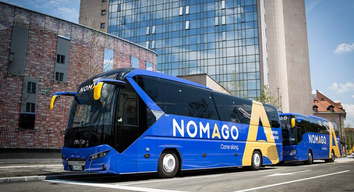 Nomago SALE: bus tickets for only €1! - TravelFree