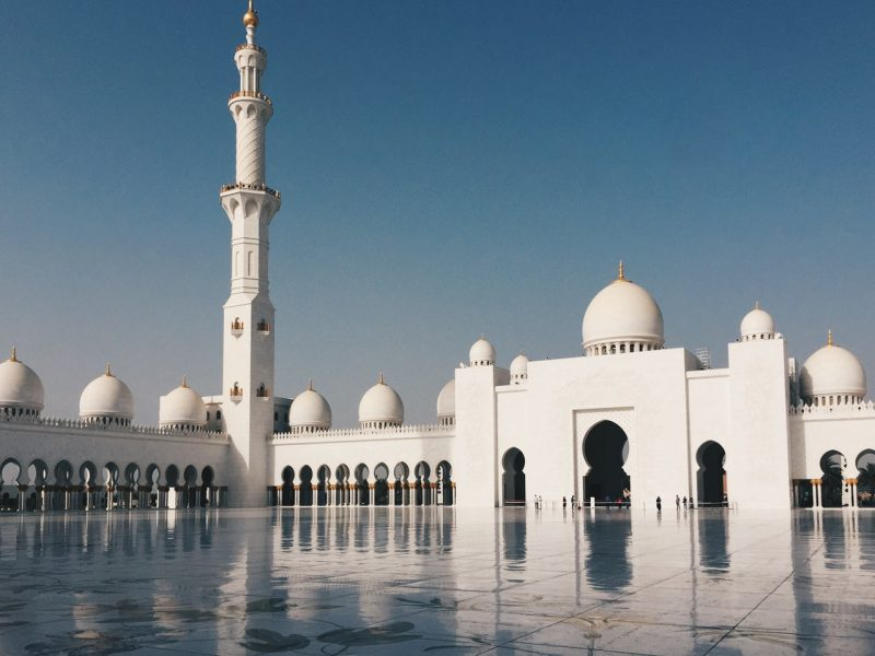 best places to visit in the UNITED ARAB EMIRATES
