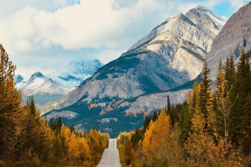 Jasper National Park & Columbia Icefield