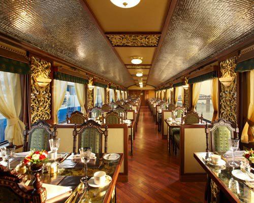The Maharajas' Express, India
