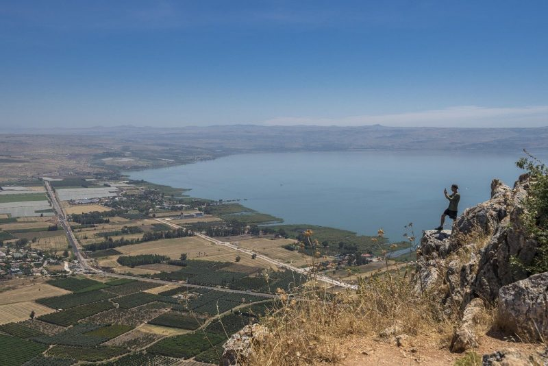 The Jesus Trail, Israel