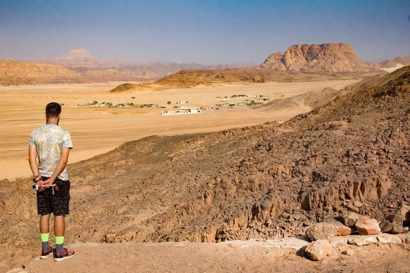 The Sinai Trail, Egypt