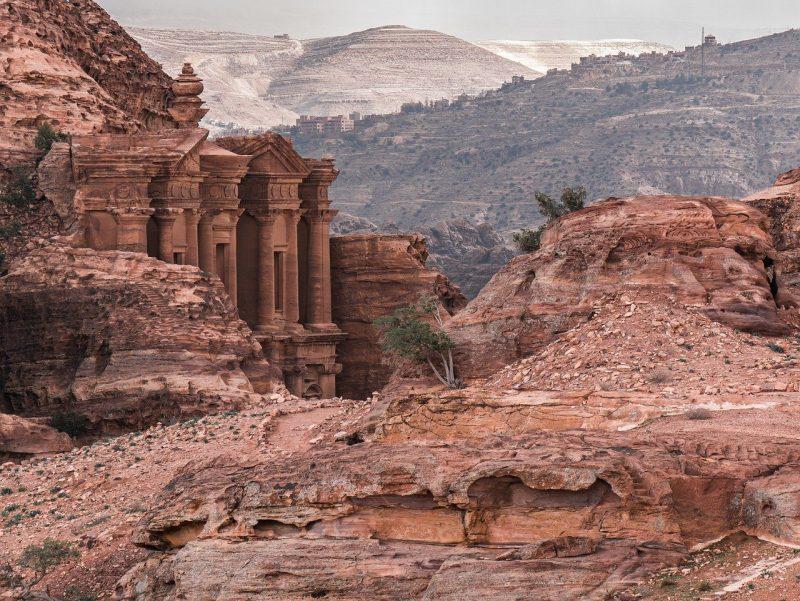 The Jordan Trail, Jordan