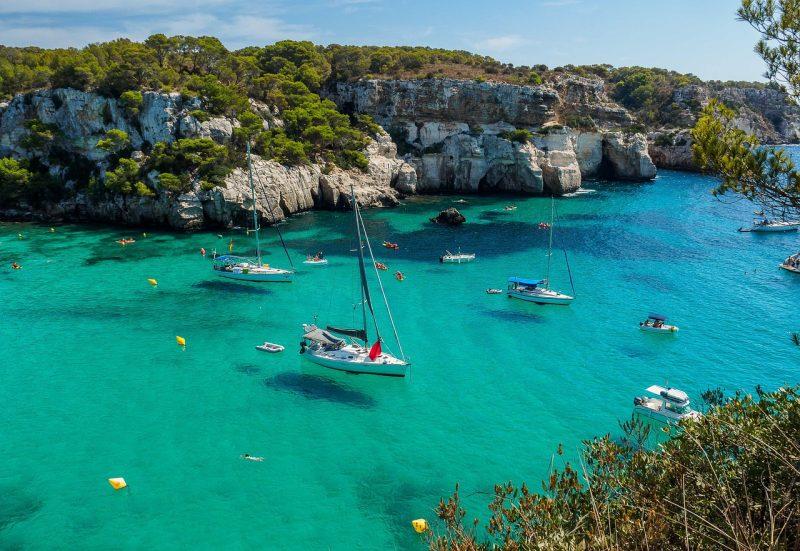 Beaches of Menorca